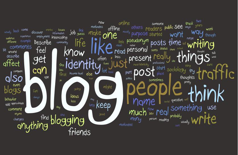 Blog - by Kristina B
