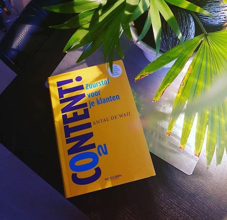 Content! Zuurstof voor je klanten