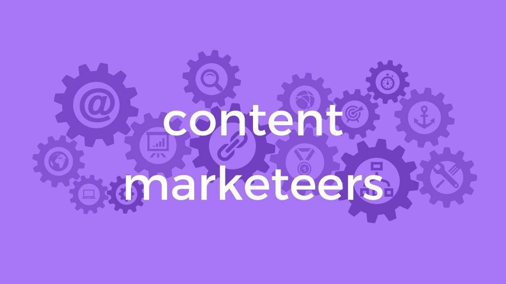 Contentmarketeers