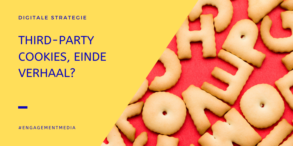 Third Party Cookies einde verhaal
