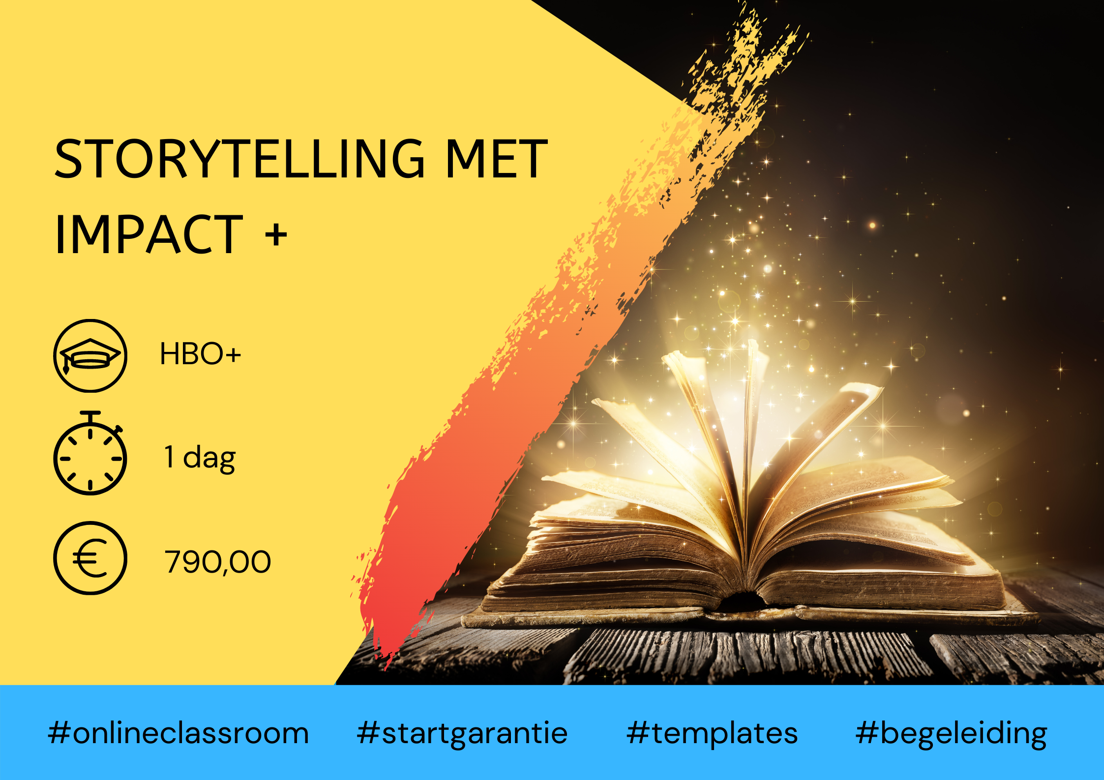 Click om de brochure 'Storytelling met impact' te downloaden!