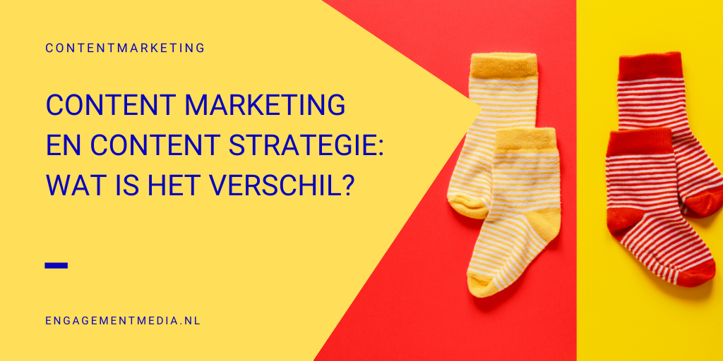 Content marketing en content strategie